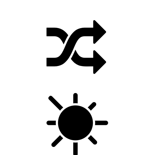 Image of Crossfade and nWeather app icons